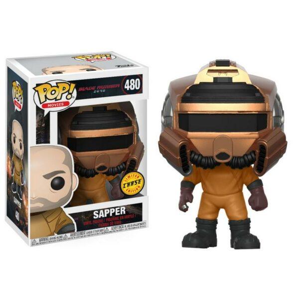 Funko Pop Blade Runner 2049 Sapper Chase