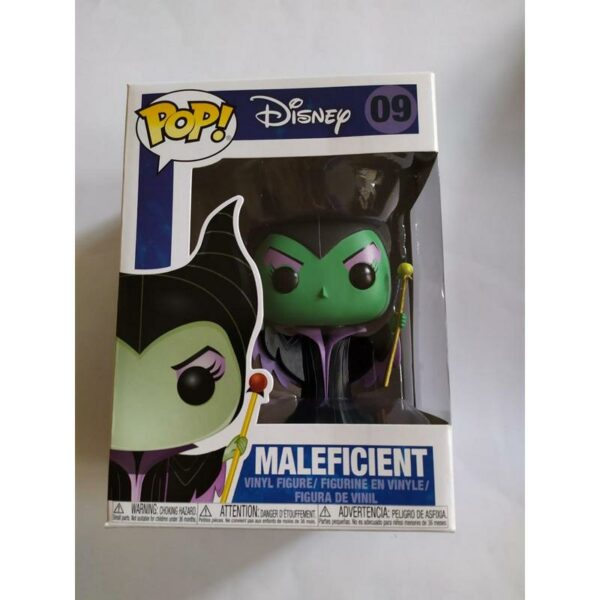 Funko Pop Disney 09 Maleficent