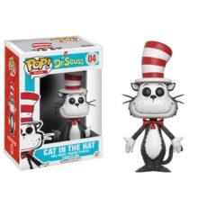 Funko Pop Dr Seuss 04 Cat in the Hat