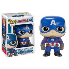 Funko Pop Marvel 125 Captain America