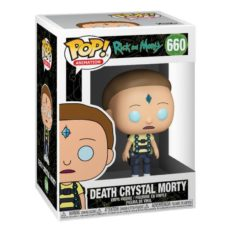 Funko Pop Rick and Morty 660 Morty 02