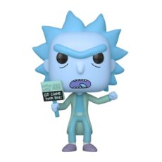 Funko Pop Rick and Morty 659 Hologram Rick