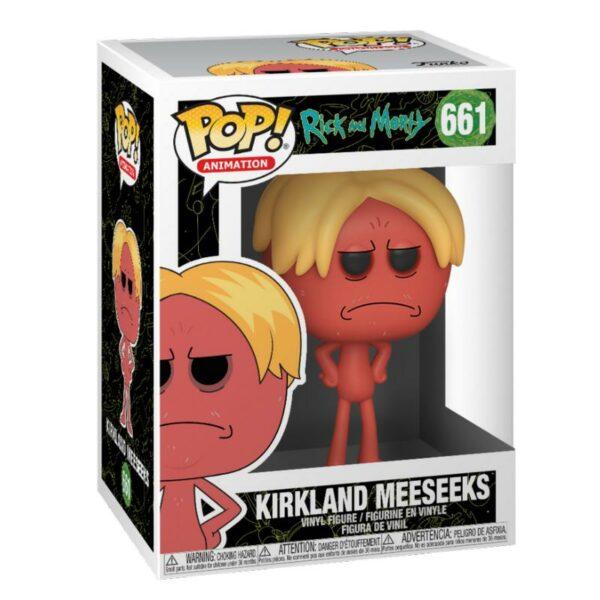 Funko Pop Rick and Morty 661 Kirkland Meeseeks 1
