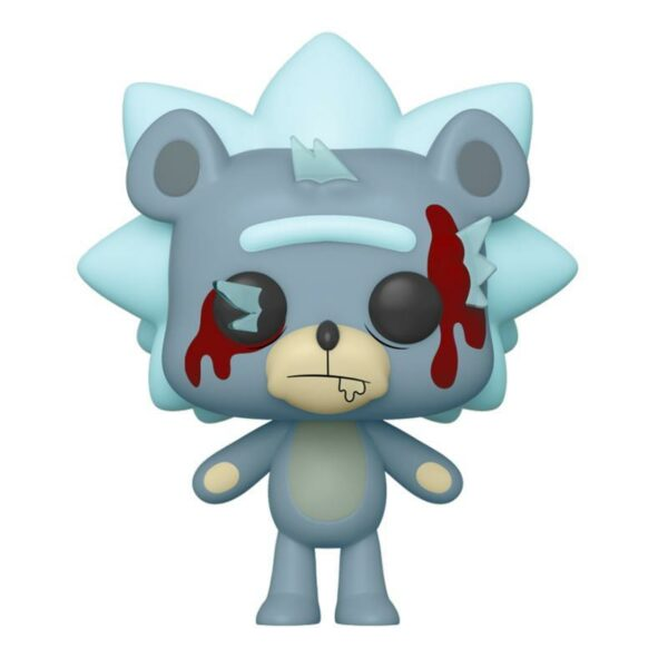 Funko Pop Rick and Morty 662 Teddy Rick Chase