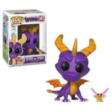 Funko Pop Games 361 Spyro and Sparx