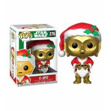 Funko Pop Star Wars 276 C-3PO as Santa