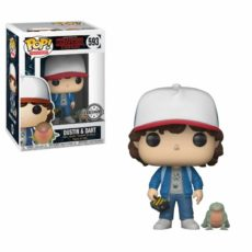 Funko Pop Stranger Things 593 Dustin & Dart