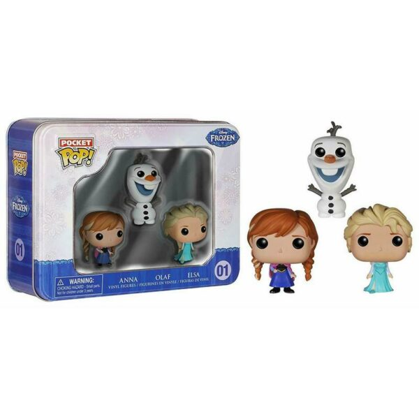 Funko Pocket Pop Disney Frozen 01