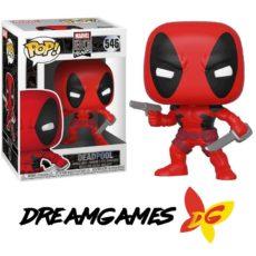 Figurine Pop Marvel 546 Deadpool First Appearance
