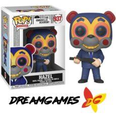 Figurine Pop The Umbrella Academy 937 Hazel with Mask
