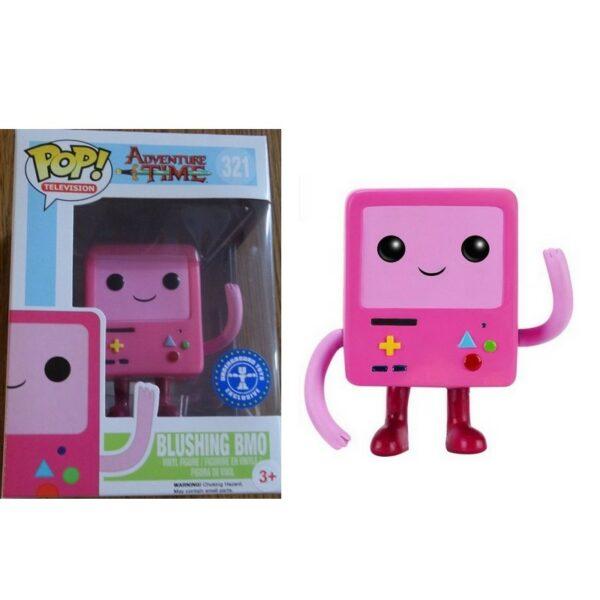 Figurine PoP Adventure Time 321 Blushing BMO 1
