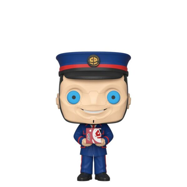 Figurine Pop Doctor Who 900 Kerblam Man