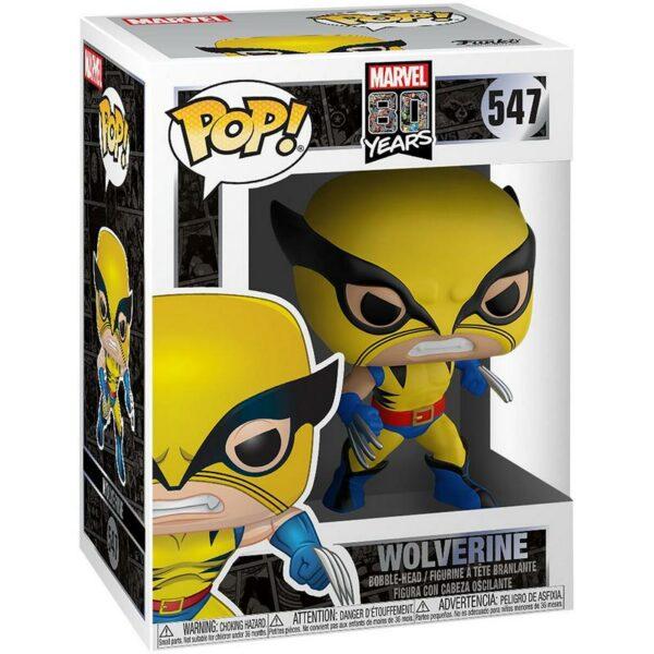 Funko Pop Marvel 547 Wolverine