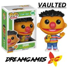 Figurine Pop 123 Sesame Street 05 Ernie VAULTED