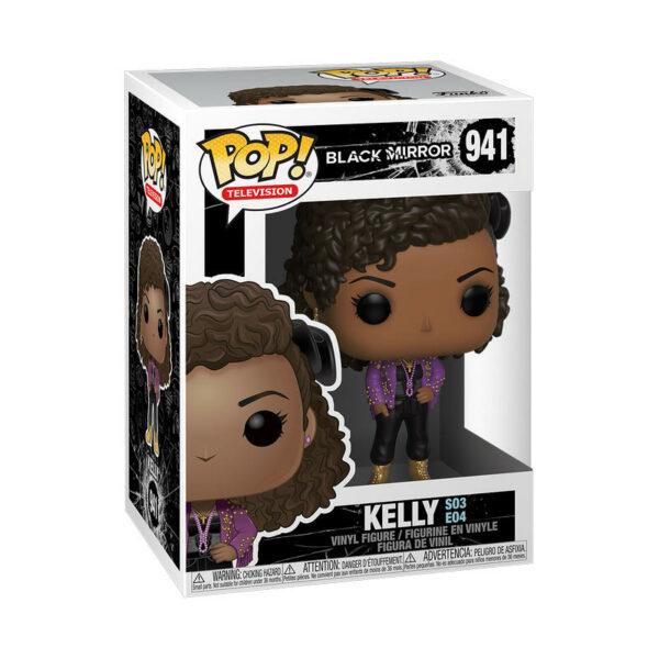 Figurine Pop Black Mirror 941 Kelly S03E04 1