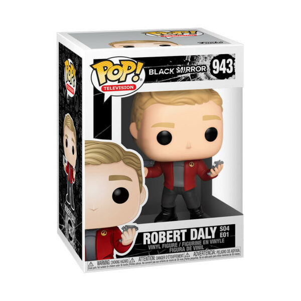 Figurine Pop Black Mirror 943 Robert Daly S04E01 1