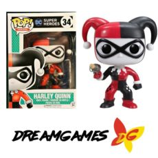 Figurine Pop DC Super Heroes 34 Harley Quinn VAULTED