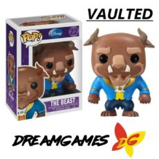 Figurine Pop Disney 22 The Beast VAULTED