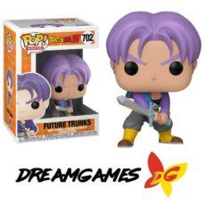 Figurine Pop Dragon Ball Z 702 Future Trunks