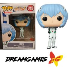 Figurine Pop Evangelion 745 Rei Ayanami