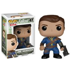 Figurine Pop Fallout 47 Lone Wanderer VAULTED