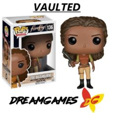 Figurine Pop Firefly 136 Zoë Washburne VAULTED