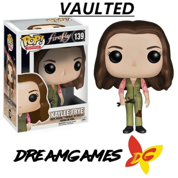 Figurine Pop Firefly 139 Kaylee Frye VAULTED