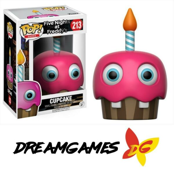 Figurine Pop Five Nights at Freddy's 213 Cupcake VAULTED