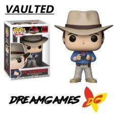 Figurine Pop Jurassic Park 545 Dr Alan Grant VAULTED