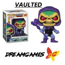 Figurine Pop Masters of the Universe 563 Battle Armor Skeletor VAULTED
