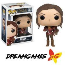 Figurine Pop Once Upon a Time 383 Belle VAULTED
