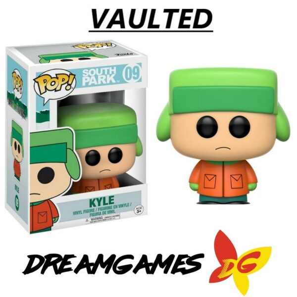 Figurine Pop South Park 09 Kyle VAULTED