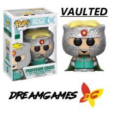 Figurine Pop South Park 10 Professor Chaos VAULTED