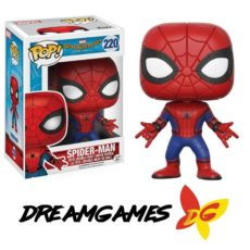 Figurine Pop Spider-Man Homecoming 220 Spider-Man