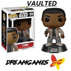 Figurine Pop Star Wars 59 Finn VAULTED