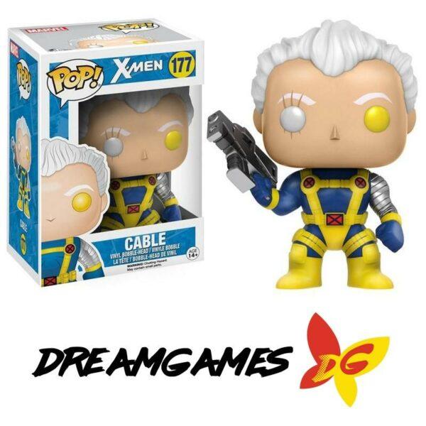 Figurine Pop X-Men 177 Cable