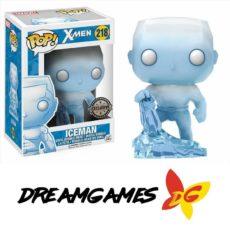 Figurine Pop X-Men 218 Iceman Exclusive