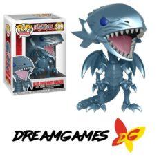 Figurine Pop Yu Gi Oh 389 Blue Eyes White Dragon