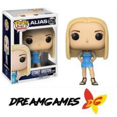 Figurine Pop Alias 529 Sydney Bristow Blonde