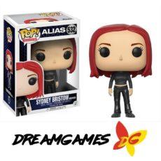 Figurine Pop Alias 532 Sydney Bristow Redhead