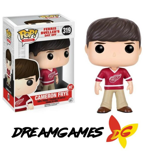 Figurine Pop Ferris Bueller's day off 319 Cameron Frye VAULTED