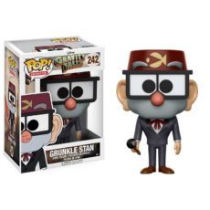 Figurine Pop Gravity Falls 242 Grunkle Stan Vaulted (Not Mint)