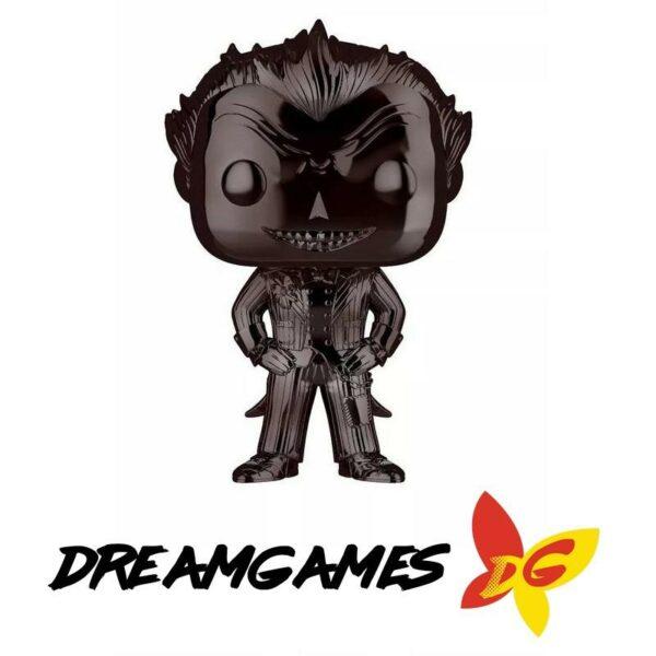 Figurine Pop Batman Arkham Asylum 53 The Joker Chrome