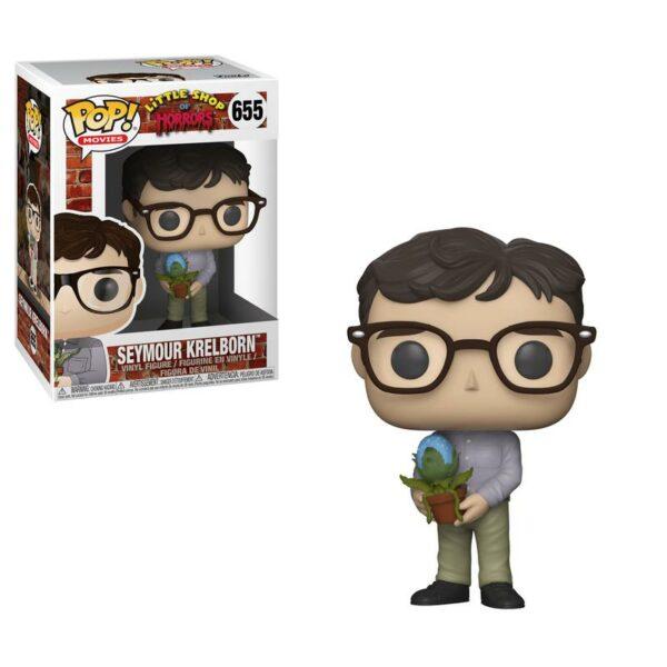 Figurine Pop Little Shop of Horrors 655 Seymour