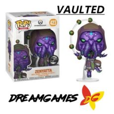Figurine Pop Overwatch 423 Zenyatta VAULTED