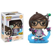 Figurine Pop Overwatch 183 Mei Hot Topic