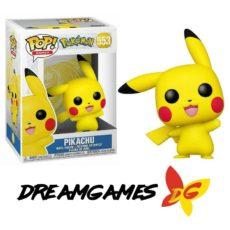 Figurine Pop Pokemon 553 Pikachu (Not Mint)