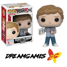 Figurine Pop Scott Pilgrim 333 VAULTED