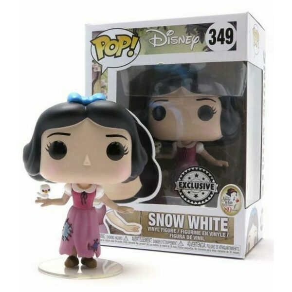 Figurine Pop Disney 349 Snow White Maid Exclusive (not mint) 1