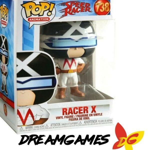 Figurine Pop Speed Racer 738 Racer X